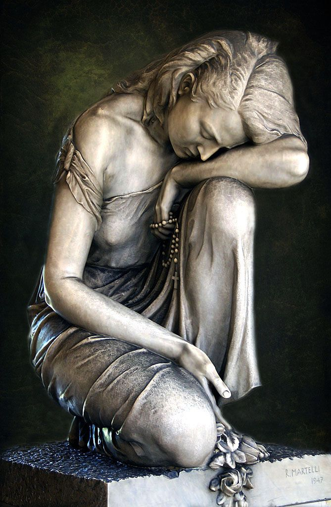 Mary Weeping 2