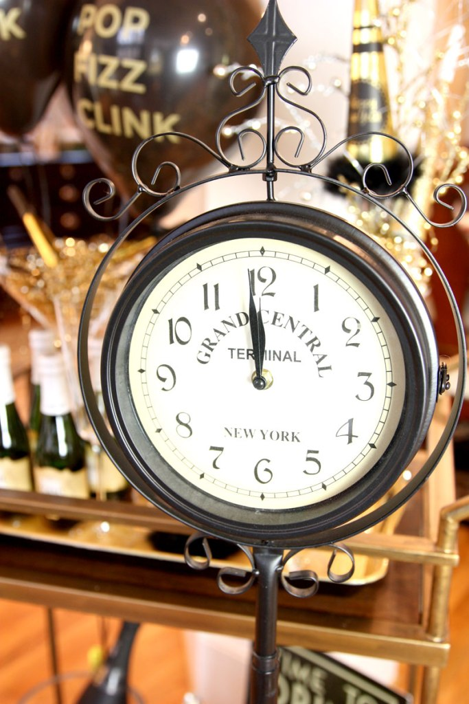 NYE Clock
