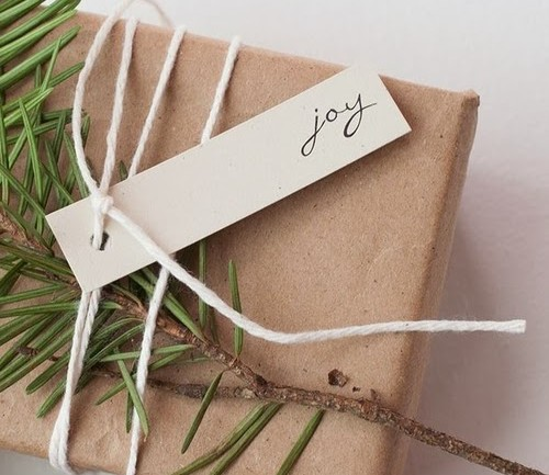 rustic gift wrap ideas 1